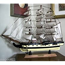 USS Constitution Ship Model ~ Old Ironsides Tall Ship Nautical Decor