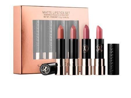 Anastasia Beverly Hills – Matte Lipstick – 4 Piece Set