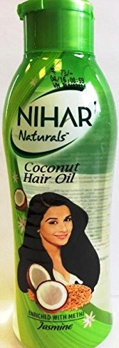 Nihar Natural Coconut Jasmine 200ml product image