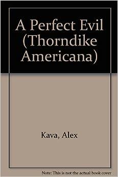 A Perfect Evil (Thorndike Americana)