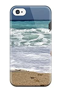 Awesome Alone Flip Case With Fashion Design For ipod Touch4