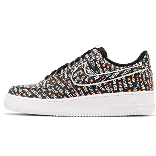 white total Lv8 1 '07 Chaussures black black De Force Jdi Air Orange Multicolore Homme 001 Fitness Nike wEIq6O1