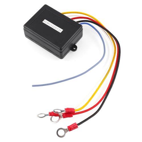 Warn Winch Remote 5 Wire Wiring Diagram In Addition Warn Winch Wiring