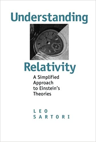 Finding My Way By Applying Relativity >> Understanding Relativity A Simplified Approach To Einstein S