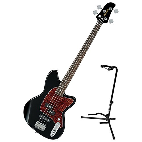 Ibanez TMB100 Talman 4 String Electric Bass Black w/ Stand