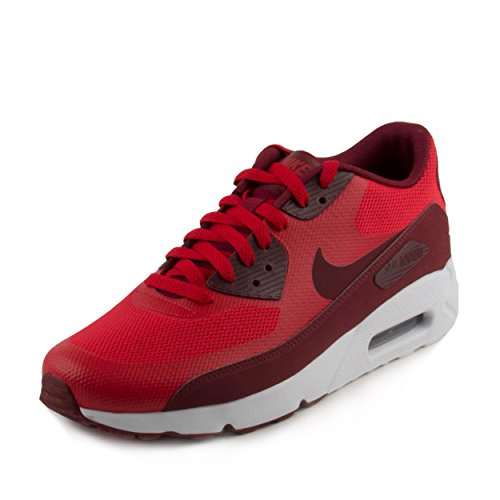 Nike Men's Air Max 90 Ultra 2.0 Essential University Red/Team Red/White Running Shoe 13 Men US
