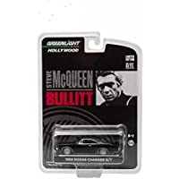 Greenlight 1968 Dodge Charger R/T Solid Pack Steve McQueen Bullitt in 1:64 Scale