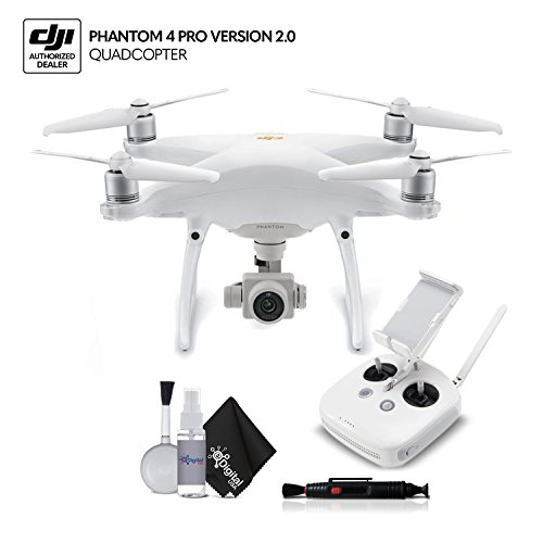 DJI Phantom 4 Pro Version 2.0 (CP.PT.00000244.01) Start Flying Bundle