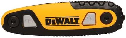 Dewalt DWHT70263M Folding Locking Hex Key Set MM