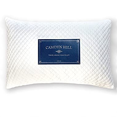 Camden Hill Memory Foam Tencel Pillow - Queen