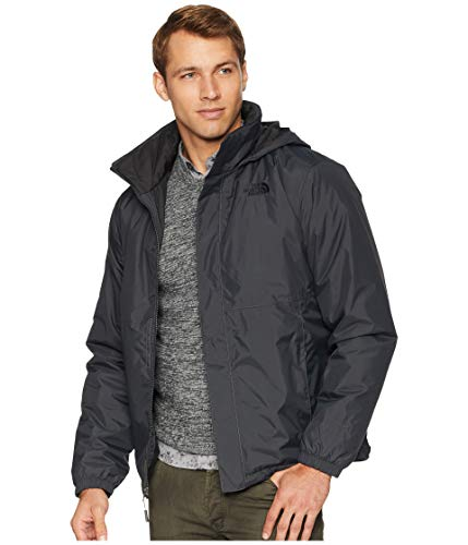 The North Face Men's Resolve Insulated Jacket Asphalt Grey Medium (Insulated Face Coat North The)