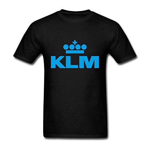Men's KLM Biz Class Tickets Short Sleeve T-Shirt