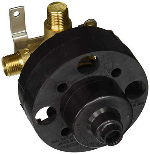 American Standard R121 Pressure Balance Rough Valve Body With Universal Inlets/Outlets, No No Finish ()