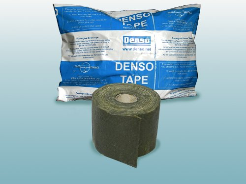 Denso Tape Denso Tape 100mm x 10m Rolls DENTAPE100MM