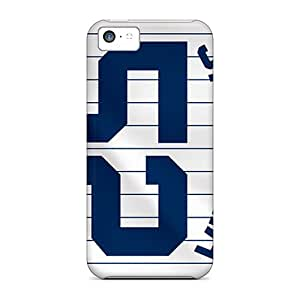 Bumper Hard Phone Case For Iphone 5c (Cbg3636gNZr) Allow Personal Design Colorful New York Yankees Skin