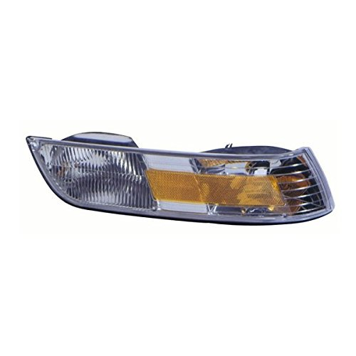 1995-1996-1997 Mercury Grand Marquis Corner Park Lamp Turn Signal Marker Light (With Cornering Lamp Type) Right Passenger Side (95 96 97) (Cornering Light Part Type)