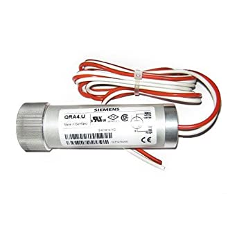 Siemens Building Technologies QRA4U UV FLAME DETECTOR: Amazon.com: Industrial & Scientific