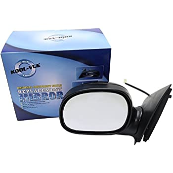 Kool Vue Fdel Ford F Series Extended Standard Cab Driver Side Mirror Paint
