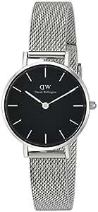 Daniel Wellington Reloj Analógico para Mujer de Cuarzo con Correa en Acero Inoxidable DW00100218