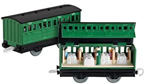 Thomas the Train: TrackMaster See Inside Passenger Cars
