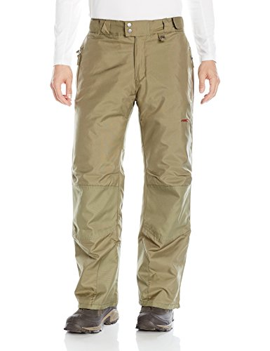 Tundra Gaiter - Arctix Men's Tundra Ballistic Pants, Military Green, Medium
