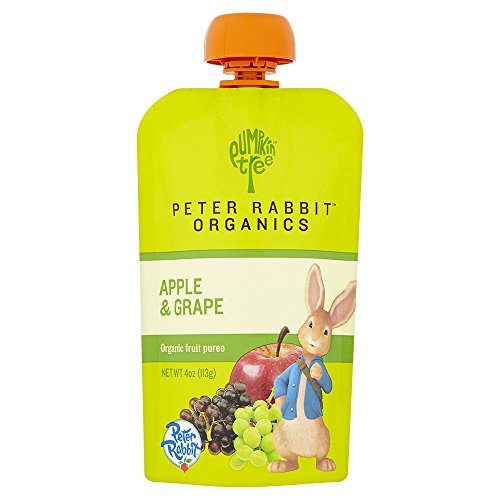 Peter Rabbit Organics Pouches (Pack of 10)