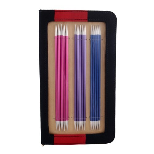 Zing: Knitting Pins: Sets 5: Double Ended: Set: 20cm