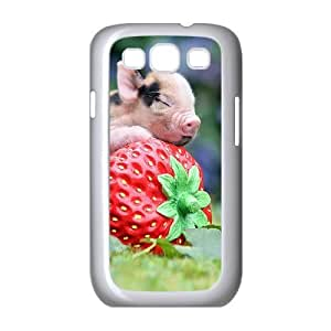 GTROCG Little Pig Pattern Phone Case For Samsung Galaxy S3 i9300 [Pattern-1]