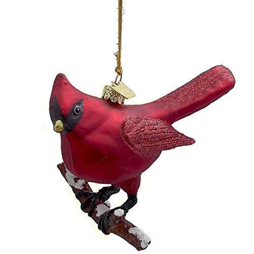 Kurt Adler Cardinal Ornament