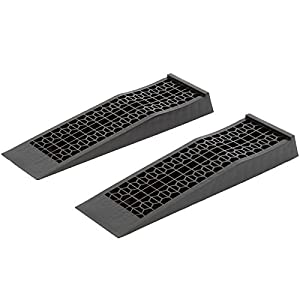 Discount Ramps 6009-V2 Plastic Car Service Ramp, 2 Pack