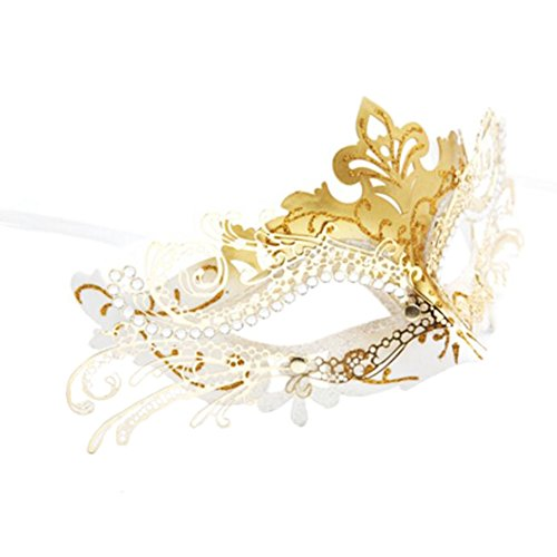 Ball Party Half Face Mask Costume Mask Princess Masquerade Mask-A1