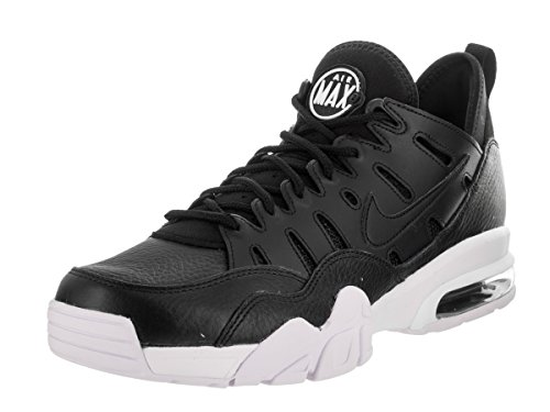 NIKE Men's Air Trainer Max '94 Low Black/Black White Training Shoe (8.5)