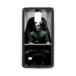 Batman Joker Poker for Samsung Galaxy Note 4 Cell Phone Case & Custom Phone Case Cover R14A650232