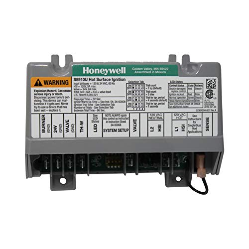 - Honeywell S8910U3000 Universal HIS Module