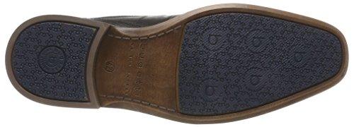 Bugatti Herren 311375022100 Derbys Grau (Dark Grey)