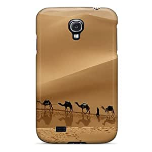 For Galaxy S4 Protector Case Desert Phone Cover