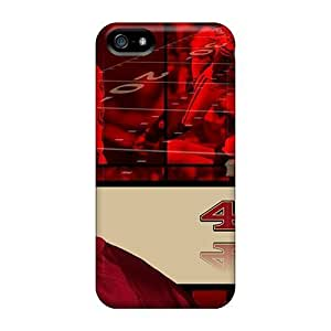 For Whcases Iphone Protective Case, High Quality Case For Ipod Touch 4 Cover San Francisco 49ers Skin