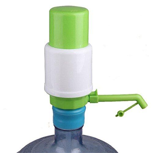Tuscom 5 Gallon Bottled Drinking Water Hand Press Manual Pump Dispenser (A1)
