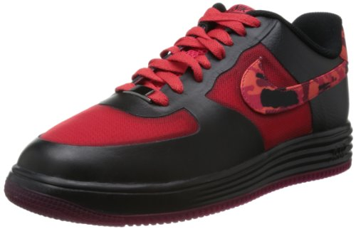 Nike Lunar Force 1 FUKe Lthr Mens Sneakers Hyper Red/Black/Noble Red 599839-600_7.5 outlet latest tumblr online outlet footlocker pictures many kinds of cheap price for sale sale online 5BWGp
