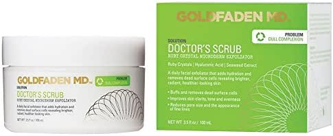Goldfaden MD Doctor's Scrub Grapefruit Oil, 3.5 fl. oz.