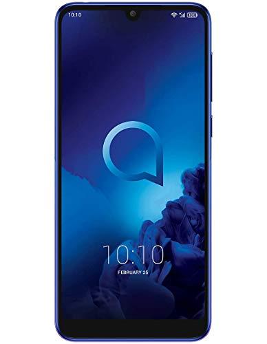 Alcatel 3 2019 5.9″ 5053Y 4G LTE NFC UK Specification Blue Purple 32GB 3GB RAM 13MP Octa Core