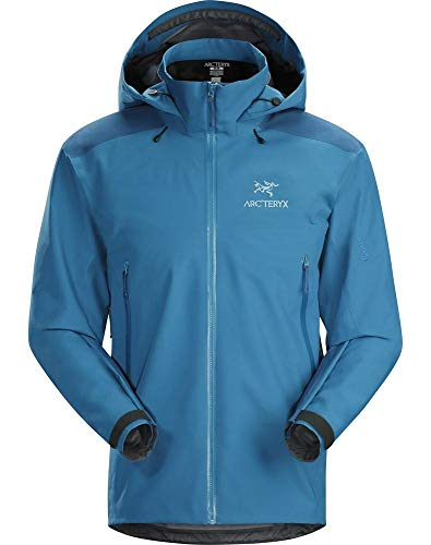 (Arc'teryx Beta AR Jacket Men's (Deep Cove,)