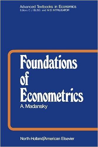 #2 – Using Econometrics: A Practical Guide