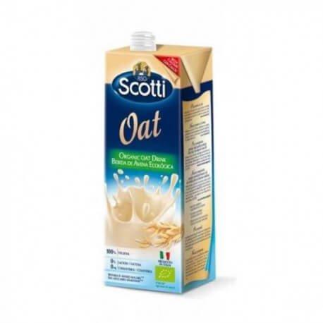 Riso Scotti - Bebida de avena con calcio - 5095-1L-Scotti: Amazon.es: Salud y cuidado personal