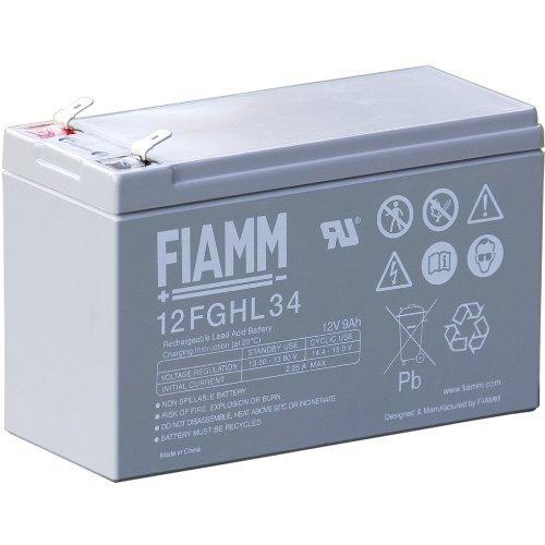 79 opinioni per Batteria ermetica al piombo High Rate Long Life (vita attesa 10 anni) FIAMM