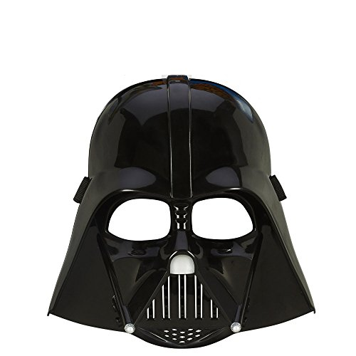 [Star Wars Darth Vader Mask Deluxe Star Wars Maske Superhero Theme Party Supply Costume Toy] (Darth Vader Deluxe Kids Costumes)