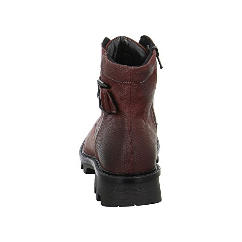 Up Boot Women's Bordo Marilyn Lace Casual Seibel 03 Josef BqHzXz