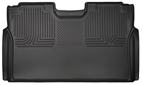 Husky Liners 2nd Seat Floor Liner (Full Coverage) Fits 15-16 F150 SuperCrew Cab