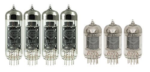 Mullard Vox AC30 / Peavey Classic 30 Tube Upgrade Kit by Mullard