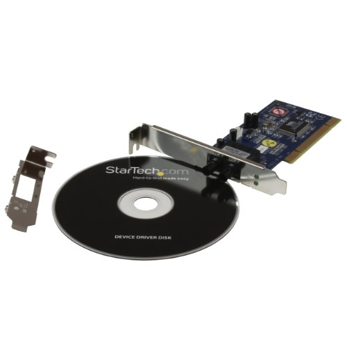 StarTech.com PCI100MMST 100Mbps PCI Multi Mode ST Fiber Ethernet NIC Network Adapter 2km by StarTech (Image #4)